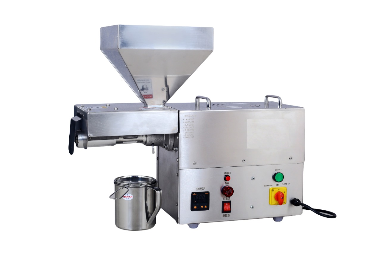 Commercial Oil Extractor Machine FC - 1500
